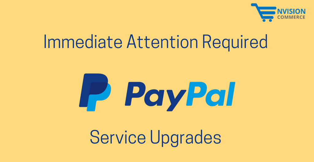IMMEDIATE ATTENTION REQUIRED Service Upgrades