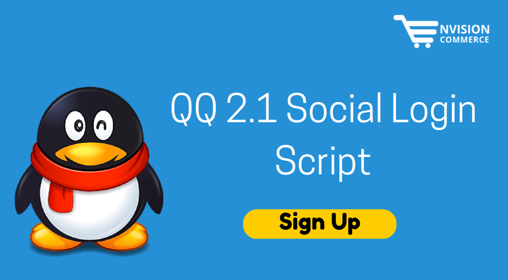 QQ Social Login PHP Script by Envision Ecommerce