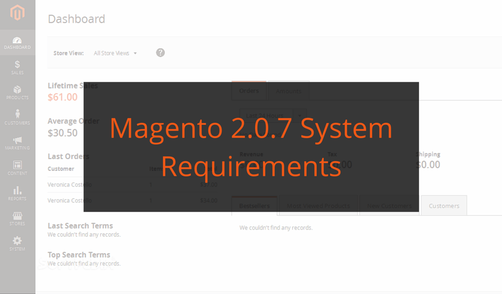 Magento 2.0.7 System Requirements
