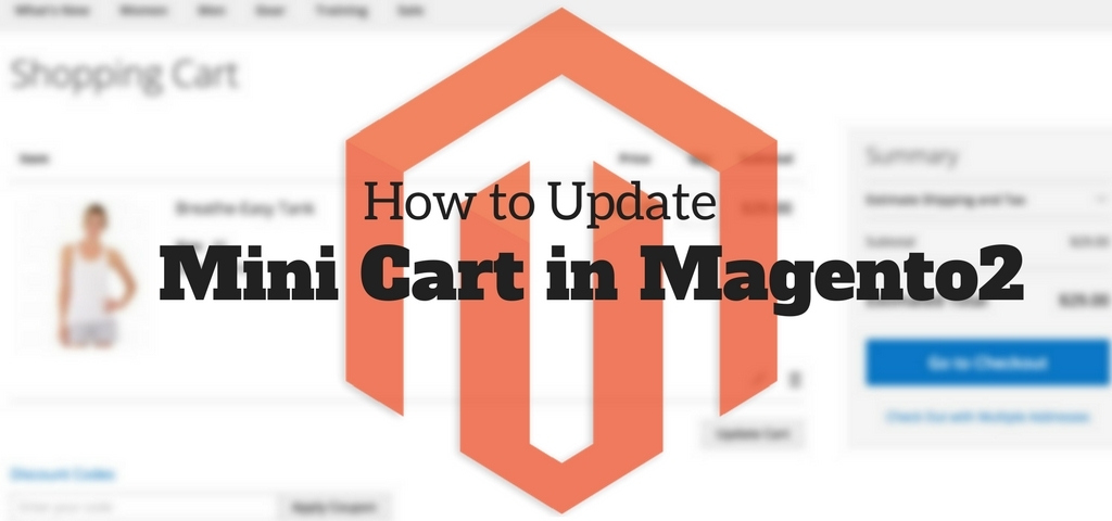 How to Update Mini Cart Magento2