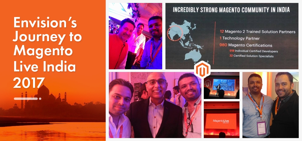 Envision's-Journey-to-Magento-Live-India-2017