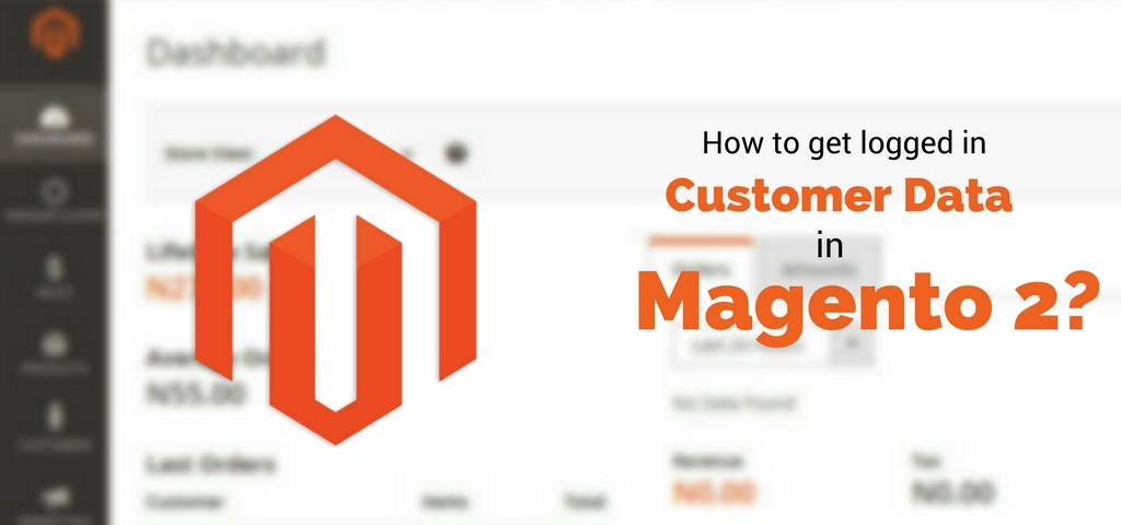 How to get logged in customer data in Magento2