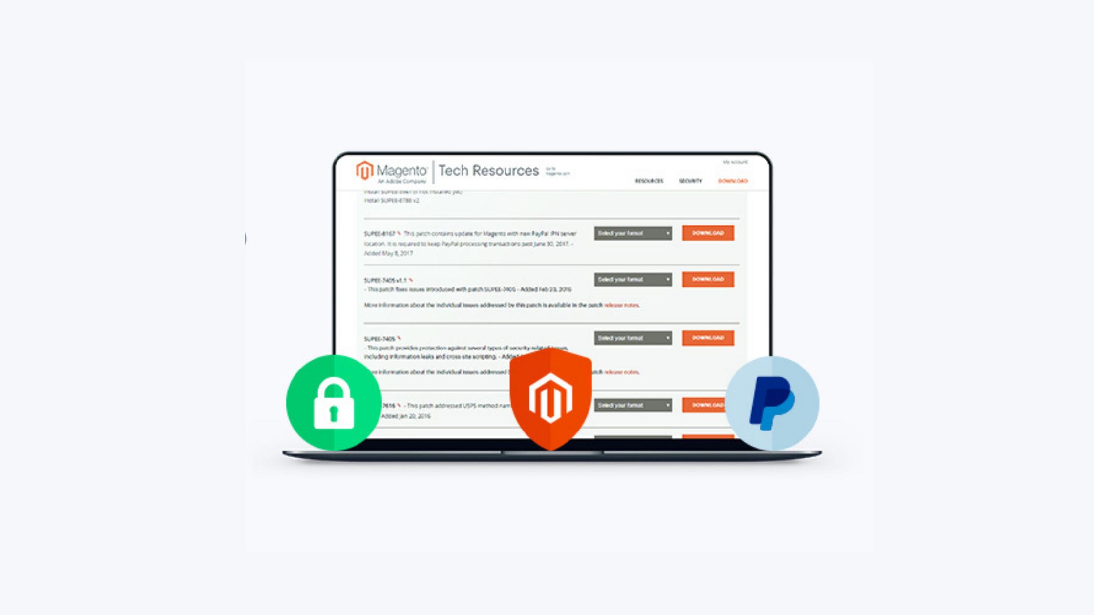 Apply SUPEE-8167 – Latest PayPal IPN Upgrade Notification for Magento Merchants