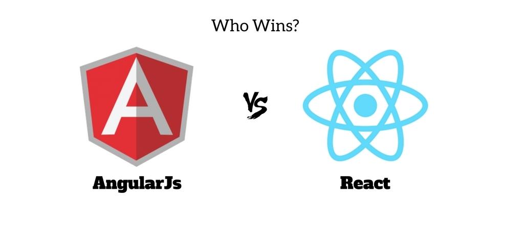 React Vs AngularJs Comparison – Who Wins