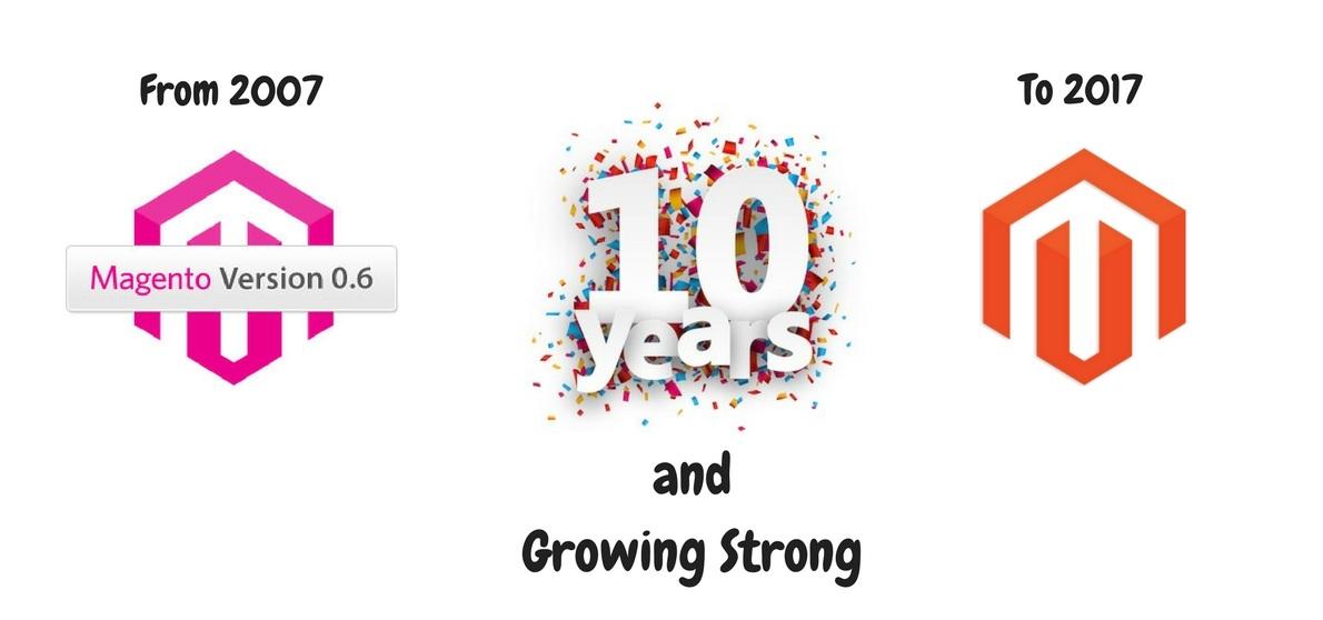 10th Anniversary of Magento!