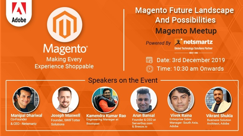 Magento Meetup Chandigarh – The most impactful Magento event of the year has arrived!