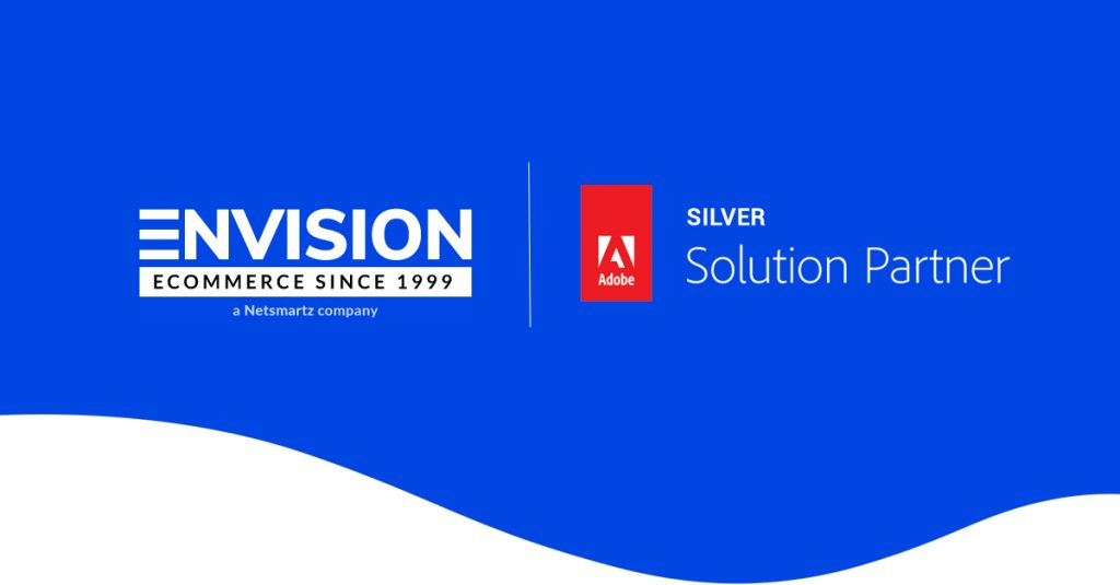 Envision eCommerce Elevated Status as a Silver Partner in the Adobe Solution Partner Program